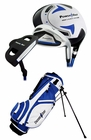 Powerbilt Golf Junior Blue 6 Piece Set With Bag Ages 5-8