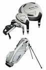 Powerbilt Golf Junior Boys 9 Piece Set With Bag Ages 9-12