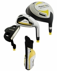 Powerbilt Golf Junior Set With Quiver Bag Ages 0-3