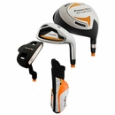 Powerbilt Golf Junior Set With Quiver Bag Ages 3-5