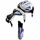Powerbilt Golf Junior Set With Quiver Bag Ages 5-8