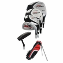 Powerbilt Golf- Pro Power Complete Set With Bag Graph/Steel
