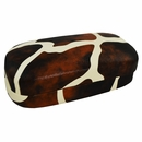 Precision- Giraffe Print Sunglasses Case