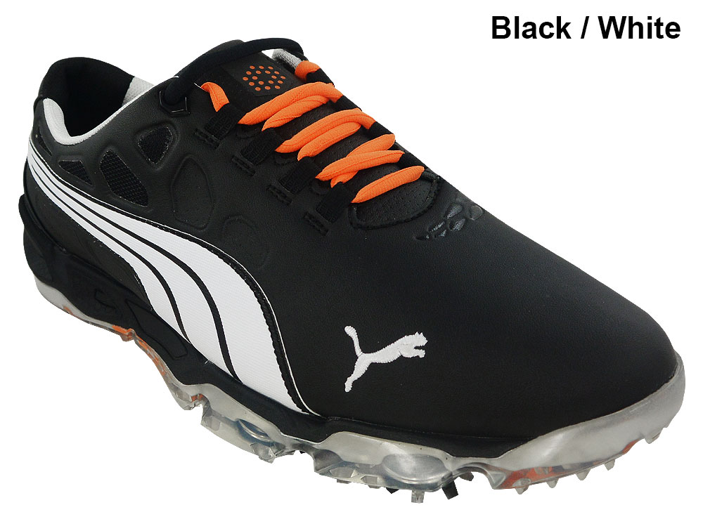 Puma Orange Biofusion Golf Shoes