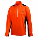 Puma Golf- 1/4 Zip Longsleeve Storm Jacket