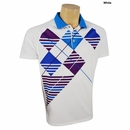 Puma Golf- Argyle Tech Polo Shirt
