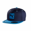Puma Golf Cat Patch 3-Color 110 Snapback Cap