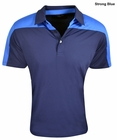 Puma Golf- CB Tech Cresting Polo