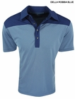 Puma Golf- Diamond Block Polo
