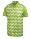 Puma Golf Duo-Swing Graphic Tech Polo Shirt