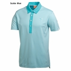Puma Golf- Jacquard Pattern Polo