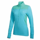 Puma Golf- Ladies 1/4 Zip Long Sleeve Top