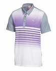 Puma Golf- Light Stripe Polo