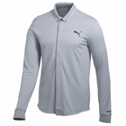 Puma Golf- Lux Long Sleeve Polo