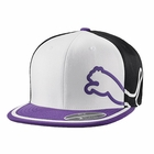 Puma Golf Monoline 3-Color 110 Stretch Snapback Cap