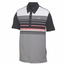 Puma Golf- Yarn Dye Stripe Polo