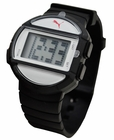 PUMA- Half Time L Digital Dial Rubber Sport Watch
