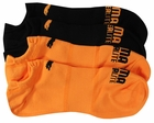Puma- Mens 2 Pack No Show Microfiber Super Lite Socks