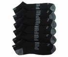 Puma- Mens 6 Pack Low Cut Athletic Socks P100208