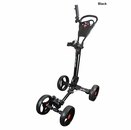 Qwik-Fold Golf- 2.0 Deluxe 4 Wheel Push Cart