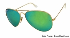 Ray Ban- Aviator Unisex Large Metal Sunglasses