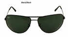 Ray Ban- Mens 0RB3468L Sunglasses