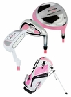 Ray Cook Golf Girls Manta Ray 5-Piece Junior Set with Bag (Ages 3-5)