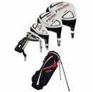 Ray Cook Golf- LH Polaris Complete Set With Bag Graph/Steel (Left Handed)