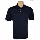 Ray Cook Golf- Performance Textured Polo Shirt