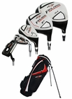 Ray Cook Golf- Polaris Complete Set With Bag Graph/Steel