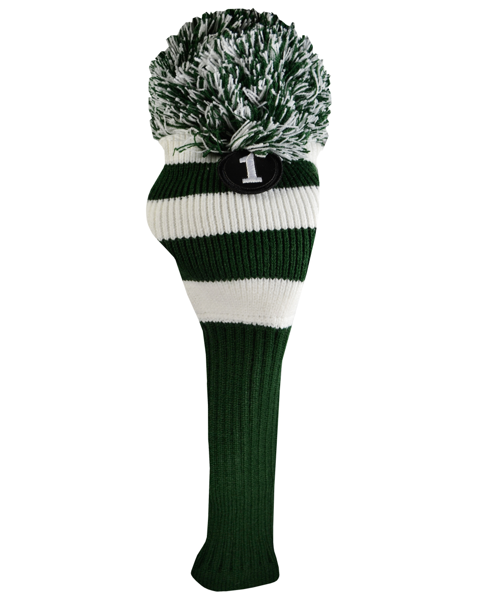 Ray Cook Pom Pom Knit Driver Head Cover By Ray Cook Golf