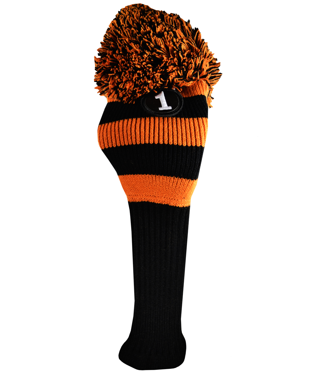 Knitting Pattern Golf Driver Cover : knitted head covers - Video Search Engine at Search.com