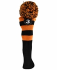 Ray Cook Golf- Pom Pom Knit Fairway Head Cover