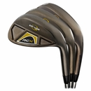 Ray Cook Golf RCX Black Nickel 3-Wedge Set