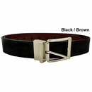 Ray Cook Golf - Reversible Leather Belt