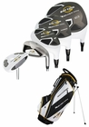 Ray Cook Golf- Silver Ray Complete Set With Bag Graph/Steel