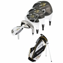 Ray Cook Golf- Silver Ray Complete Set With Bag Graphite