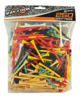 Ray Cook- Golf Tees 250 Pack