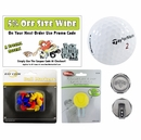 Ray Cook Golf - Tournament BIRDIE Package