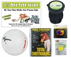 Ray Cook Golf - Tournament EAGLE Package