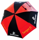"Ray Cook Golf- US Marines Military 62"" Double Canopy Umbrella"