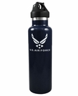 Ray Cook Golf- US Military 21 Oz Insulated Water Bottle