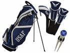 Ray Cook Golf- US Military Stand Bag/Divot Tool/3 Head Cover Set