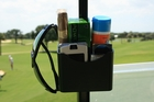 Ready Caddy- Golf Cart Organizer