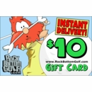 Rock Bottom Golf.com $10 E-Gift Card!