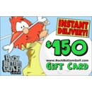 Rock Bottom Golf.com $150 E-Gift Card!