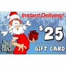 Rock Bottom Golf.com $25 E-Gift Card!