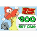 Rock Bottom Golf.com $500 E-Gift Card!