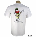RockBottomGolf.com - Scratch the Caveman T-Shirt