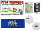 RockBottomGolf.com- Tournament BIRDIE Package